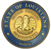 Louisiana State Government logo